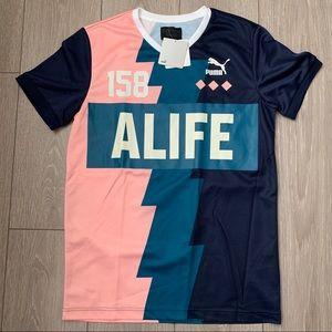 alife x Puma Collector's Kit Jersey - Brand New